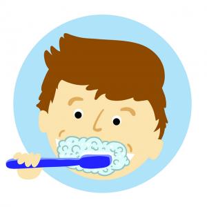 Четкане на зъби